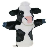 Glove Puppet - Cow