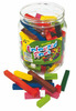 Coloured Rods - Wooden Maths Learning Set
