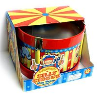 Silly Circus Tin Drum