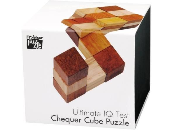 Ultimate Iq Test Chequer Cube Puzzle Toyshopcomau