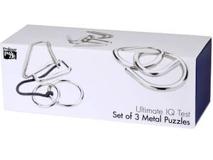 Get The Ring Off Puzzle Metal Triangle