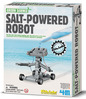 Salt Water Powered Robot - Green Science